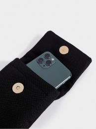 Nylon Mobile Phone Case Made From Recycled Materials 187349